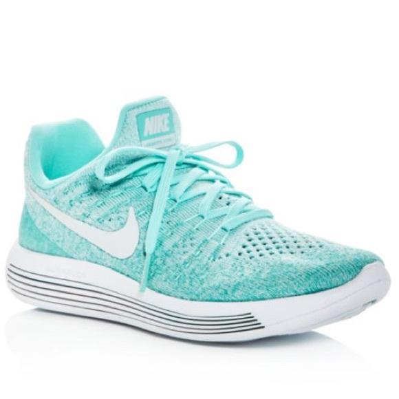 b12a4738a83f Nike Women Lunarepic Low Flyknit 2 Turquoise